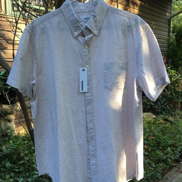 Sonoma Other - NWT Sonoma Mens shirt